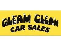 Gleam Clean Car Sales - Friday-Ad