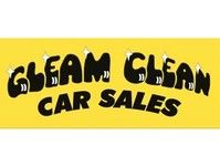 Gleam Clean Car Sales - Friday-Ad
