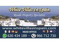 White Villas In Spain - Friday-Ad