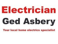 Ged Asbery Electrician - Friday-Ad