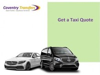 TAXI TRANSFERS FROM COVENTRY - Friday-Ad