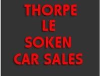 Thorpe-Le-Soken Car Sales - Friday-Ad