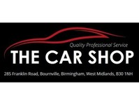 The Car Shop Ltd - Friday-Ad