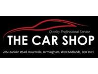 The Car Shop Ltd - Friday-Ad