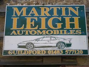 Martin Leigh AutoMobiles - Friday-Ad