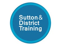 Sutton & District Training - Friday-Ad