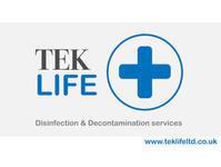 Tek Life Ltd - Friday-Ad