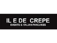IL E DE CREPE (Events & Italian Pancakes) - Friday-Ad