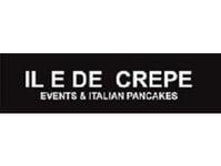 IL E DE CREPE (Events & Italian Pancakes) - Friday-Ad