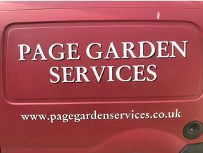 Page Garden Services - Friday-Ad