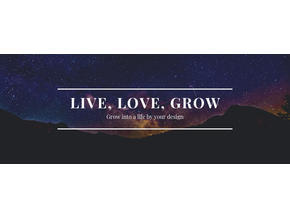 Live, Love, Grow - Friday-Ad