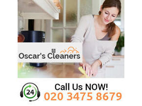 Oscars Cleaning Chelsea - Friday-Ad