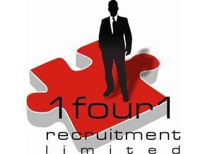 1four1 Recruitment Ltd - Friday-Ad