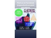 Cj aesthetics training Academy ltd - Friday-Ad