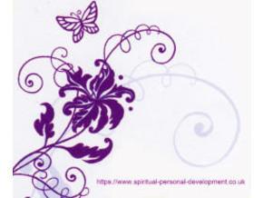 Spiritual Personal Development - Friday-Ad