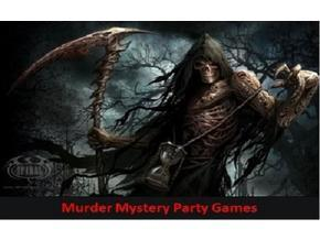 Ultimate Murder Mystery Games - Friday-Ad