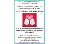 DeWaal Specialist Periodontics, Wool, Dorset - Friday-Ad