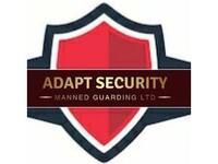 Adapt Security Manned Guarding Ltd - Friday-Ad