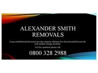 Alexander Smith Removals - Friday-Ad