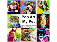 POP ART MY PET - Friday-Ad