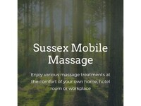 Sussex Mobile Massage - Friday-Ad
