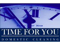 Time For You Domestic Cleaning - Friday-Ad
