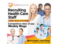 I care recruitment. - Friday-Ad