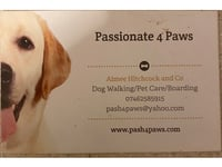 Passionate 4 Paws - Friday-Ad