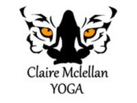 Claire McLellan Yoga - Friday-Ad