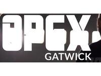 OPEX Gatwick - Friday-Ad