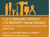 C & G Building Services Ltd - Friday-Ad