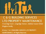 C & G Building Services Ltd - Friday-Ad
