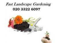 Fast Landscape Gardening - Friday-Ad
