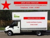 Adam Jones Removals - Friday-Ad
