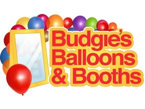 Budgie's Balloons & Booths - Friday-Ad