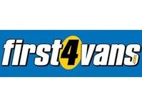 First 4 Vans - Friday-Ad