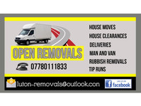 Open Removals - Friday-Ad
