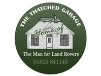 The Thatched Garage - home of The Man For Land Rovers - Friday-Ad
