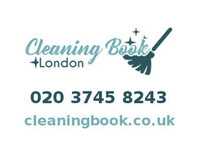 Cleaning Book London - Friday-Ad