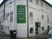 Alice Croft House Over 50's Club - Friday-Ad