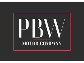 PBW MOTOR COMPANY - Friday-Ad