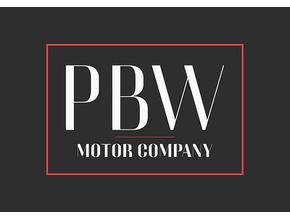PBW MOTOR COMPANY - Friday-Ad