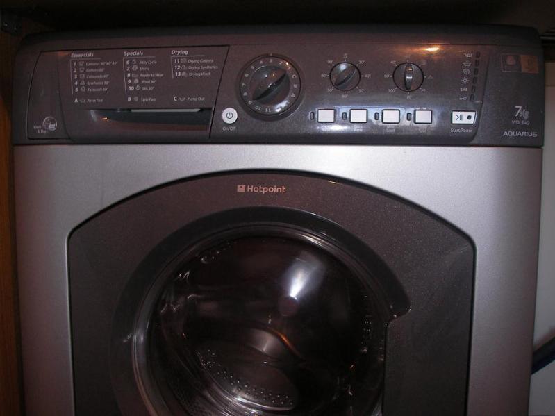 Hotpoint Aquarius Washer Dryer Machine Wdl540 7kg In Tunbridge Wells Expired Friday Ad