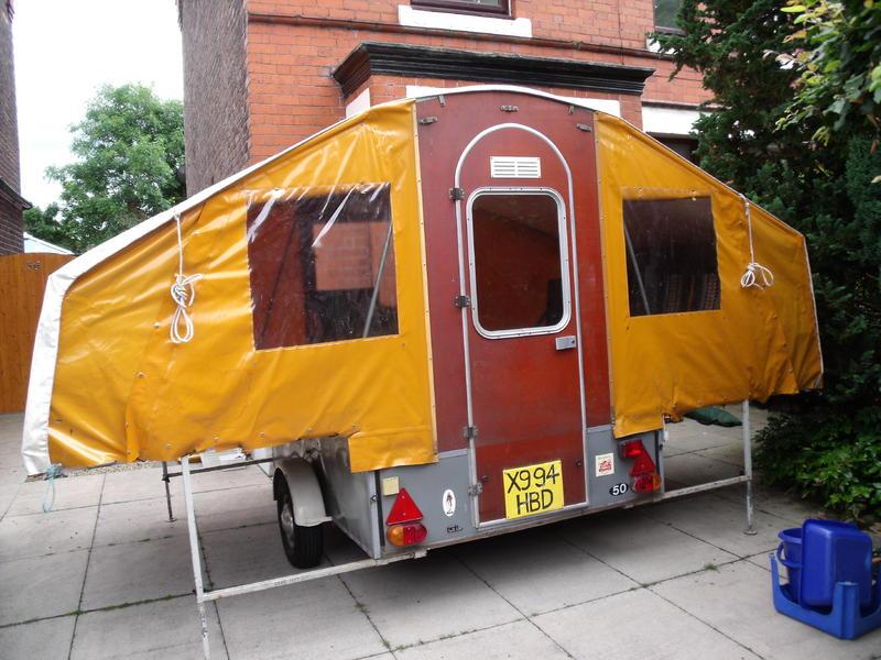 4 berth Dandy trailer tent | in