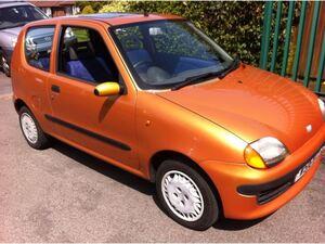 Fiat Seicento 2000