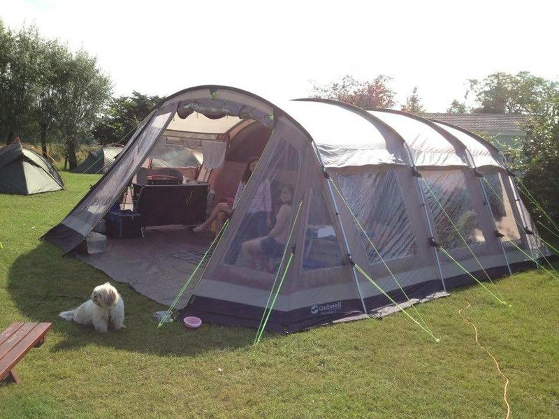 outwell tennessee 6 tent for sale