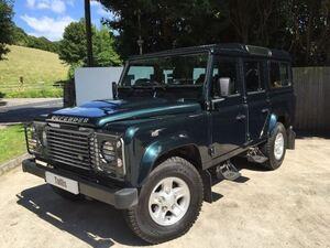 Land Rover Defender 110 2014