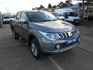 Mitsubishi L200 2016 in Crawley