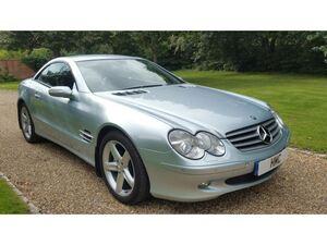 Mercedes-Benz SL Class 2004