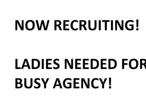 ENGLISH ESCORTS WANTED! HIGH RATES OF PAY ! in Northampton